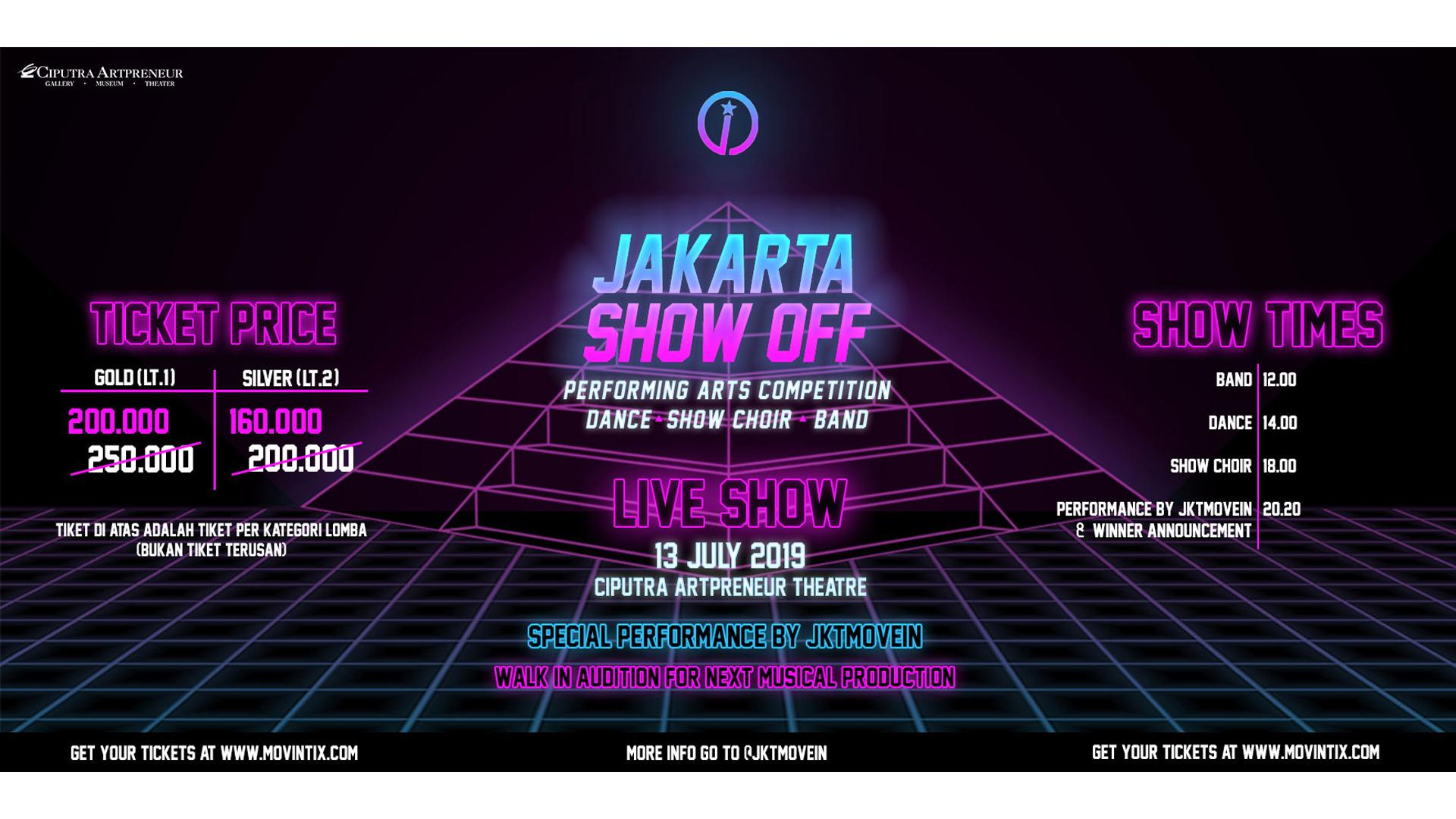 Jakarta Show Off
