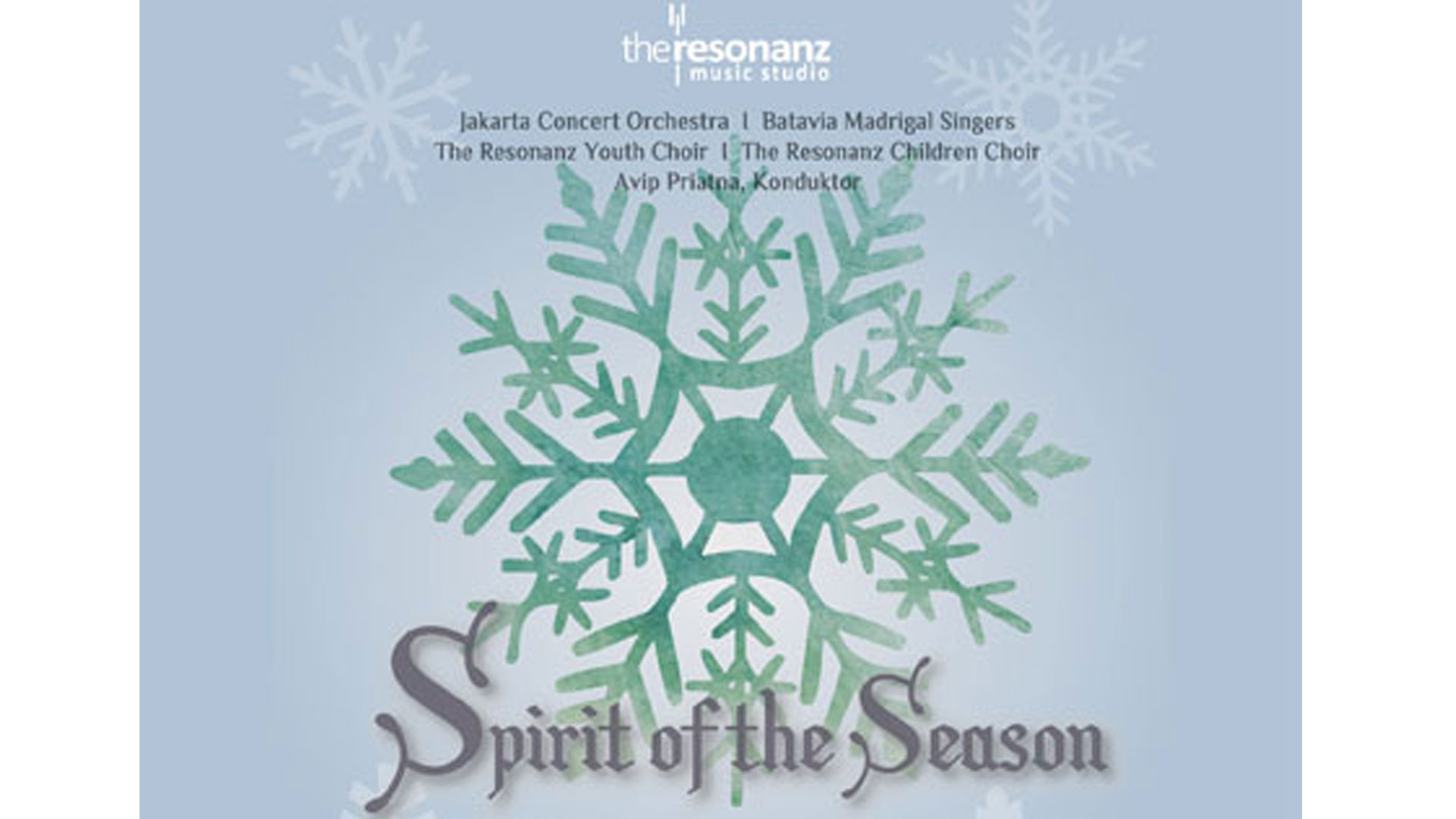 Spirit of the Season - Christmas Concert