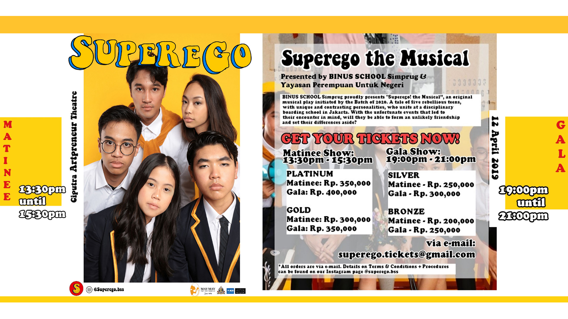 Superego The Musical