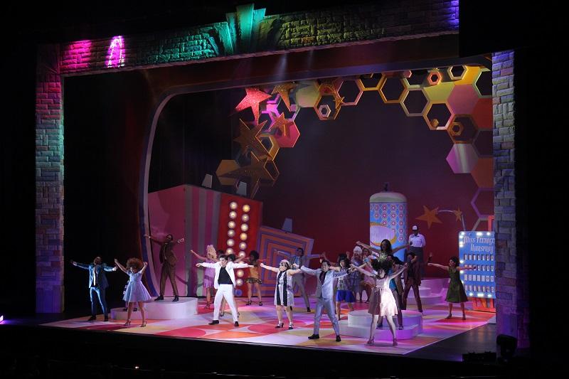 Hairspray, Drama Musikal Broadway Dipentaskan di Ciputra Artpreneur Jakarta