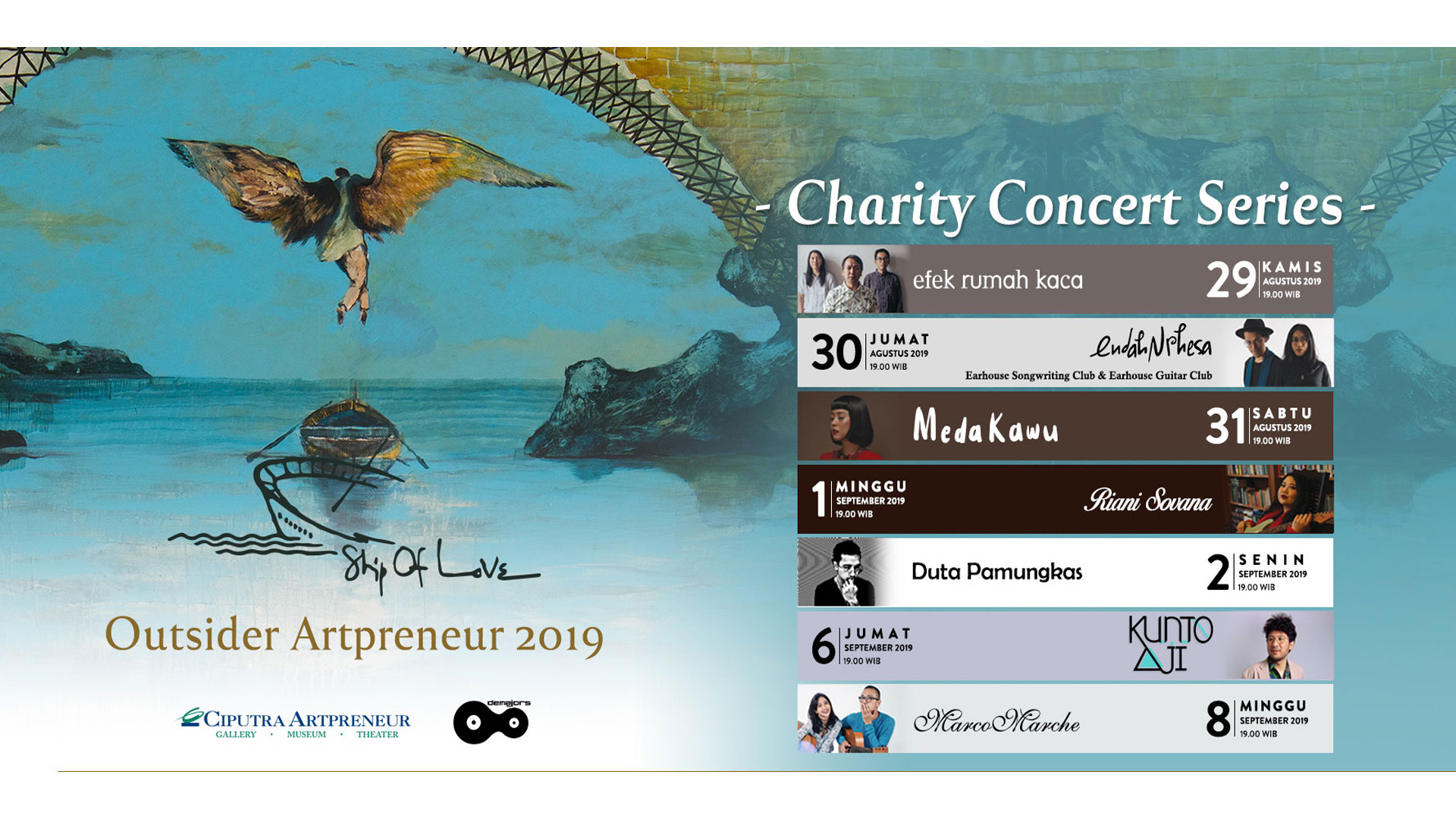 Charity Concert Series