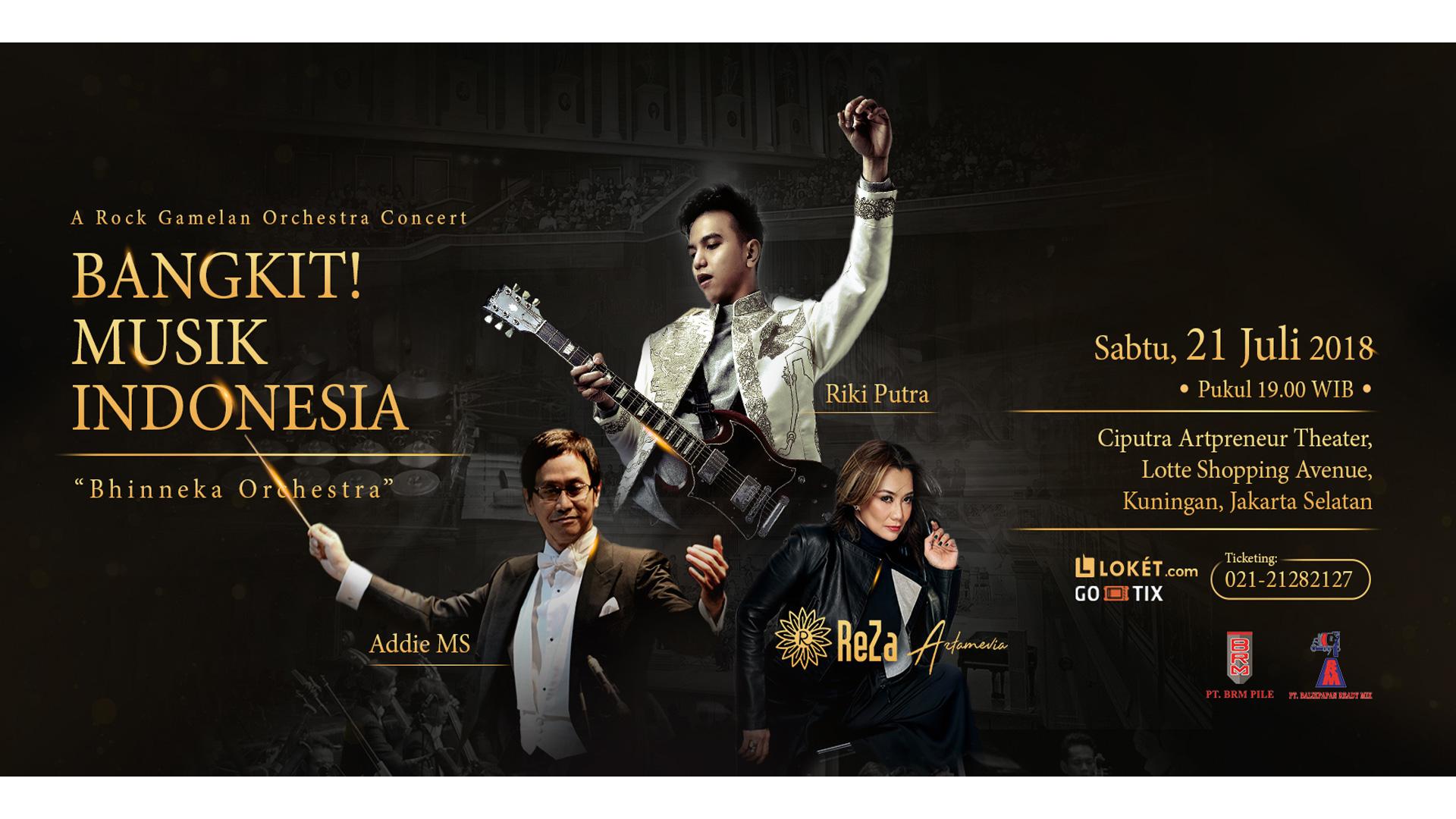 Bangkit! Musik Indonesia