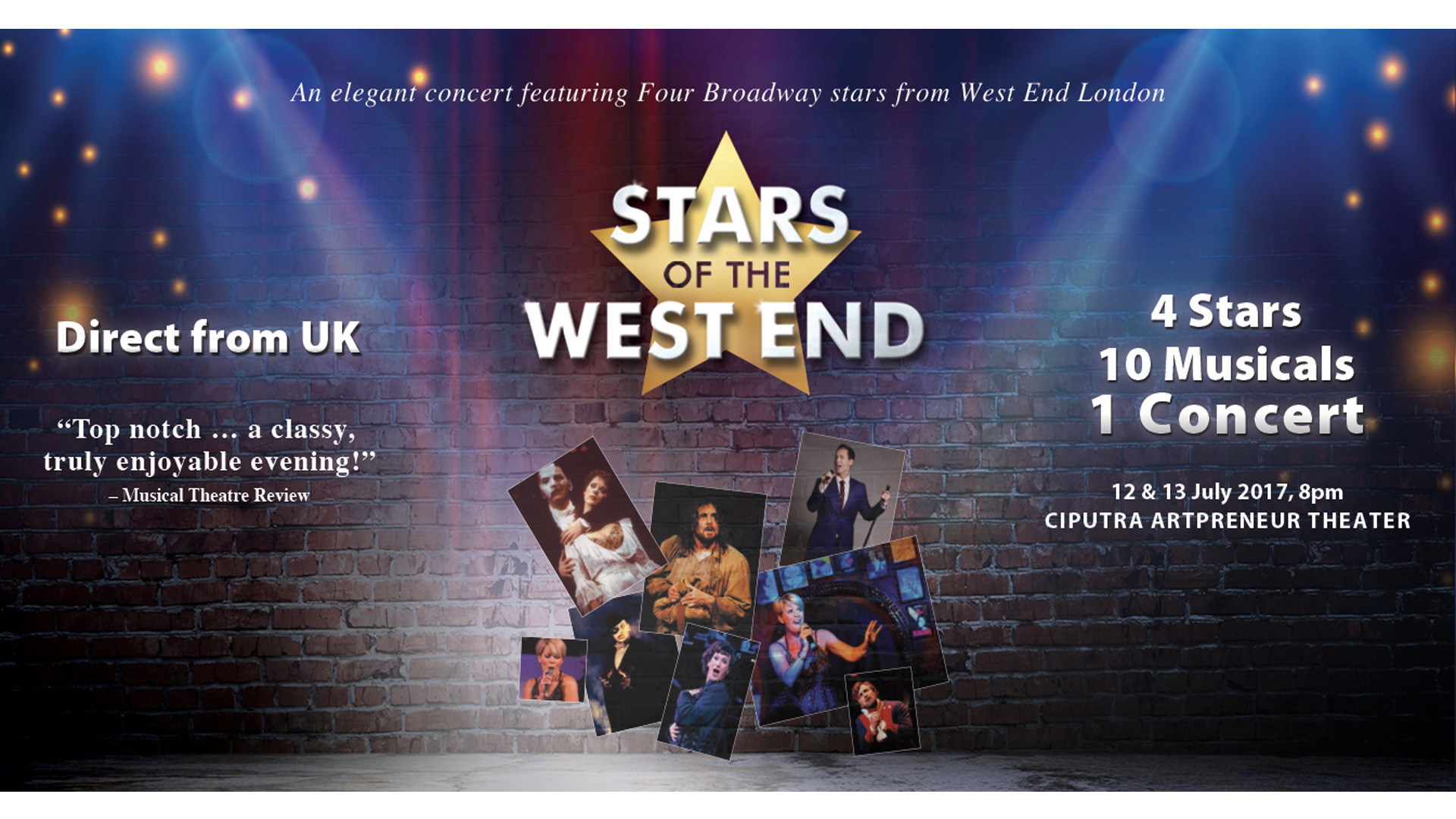 STARS OF THE WEST END