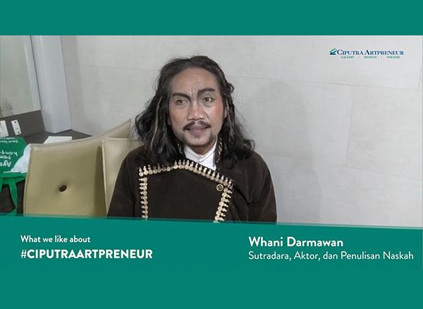 Whani Darmawan