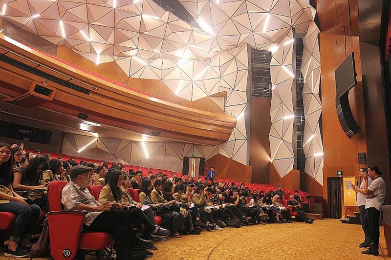Mahasiswa Universitas Parahyangan Berkunjung ke Ciputra Artpreneur